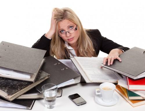 Aufbewahrungsfristen für Geschäftsunterlagen